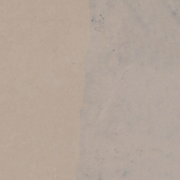 The NAM is a beige and blue coloured limestone