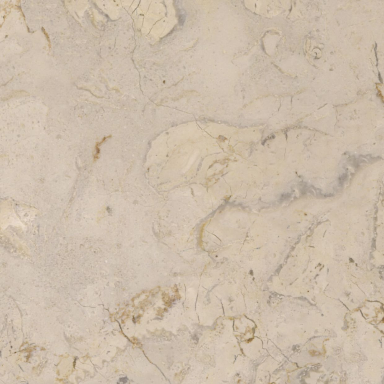 O NLP é um calcário de cor bege/amarelado com grão que varia de médio a grosso