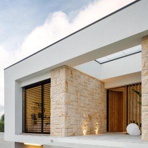 Casa SP do atelier de arquitectura Viso, com fotografia do fotógrafo de arquitectura Ivo Tavares Studio