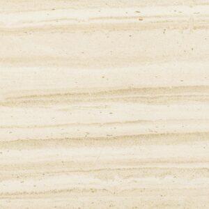 A pedra NFT MMF é um calcário de cor bege que é caracterizado pelo seu veio paralelo, possui médio grão. É um calcário de dureza média, que contem pequenos fósseis.